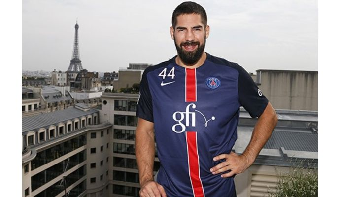 finest selection a3087 61c13 Karabatic best paid French handball player